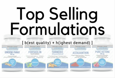 Top Selling Formulations