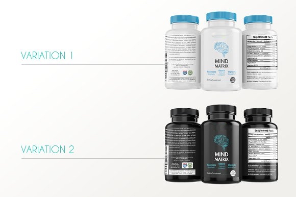 Vitamin and Supplement Label Design Experts