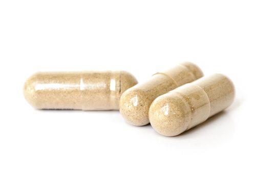 Custom capsule supplement