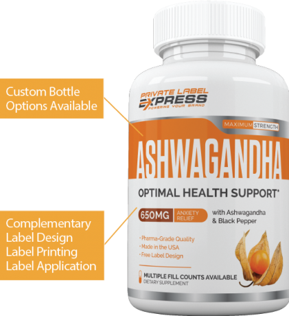 Private Label Ashwagandha
